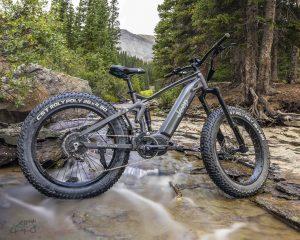 معرفی دوچرخه الکتریکی و آفرود جیپ E-Bike